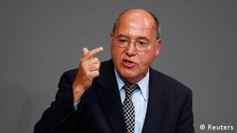 Bundestag debate 01.09.2014 Gregor Gysi