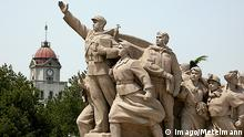 China Denkmal der Volkshelden in Peking (imago/Metelmann)