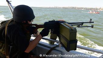Ukraine ukrainische Streitkräfte Mariupol 31.07.2014