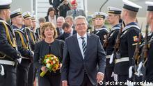 Deutschland Polen Gedenkfeier zum 75. Jahrestag des Beginns des Zweiten Weltkriegs