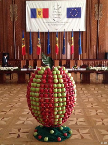 Republik Moldau EU-Assoziierungsabkommen