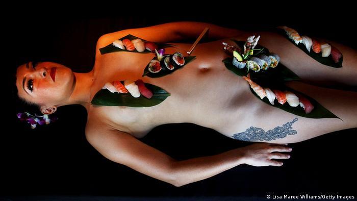 Bildgalerie Nyotaimori