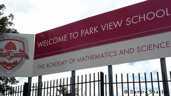school sign copyright: Samira Shackle