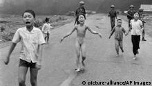 Napalmangriff Vietnam 1973 Pulitzer-Preis