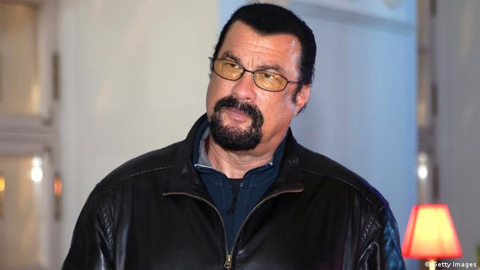Steven Seagal Schauspieler (Getty Images)