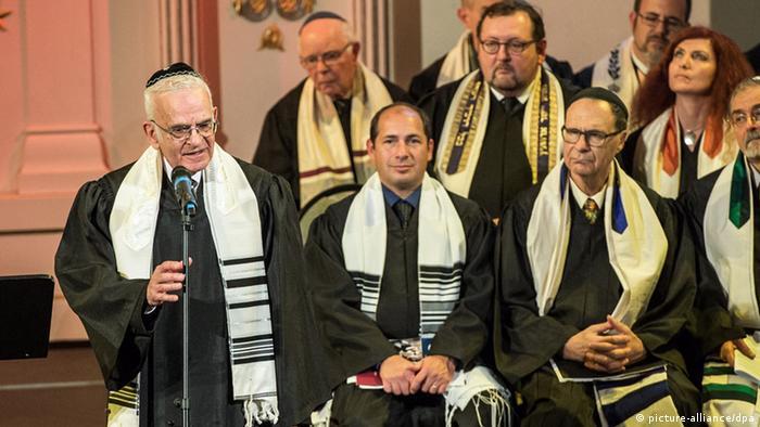 Rabbi Weihe Abraham Geiger