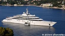 Bildergalerie Luxusjachten Topaz