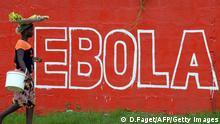 Kampf gegen Ebola Symbolbild