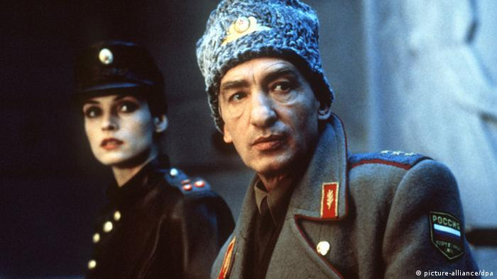 German actor Gottfried John starred as General Ourumov in GoldenEye.