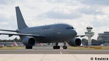 Airbus A310 MEDEVAC in Berlin
