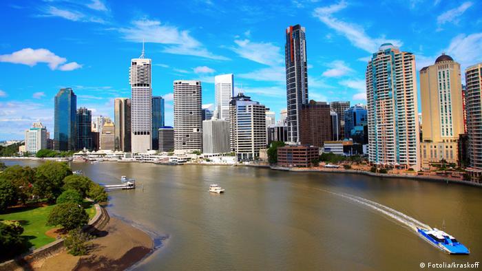 Brisbane Übersicht (Fotolia/kraskoff)