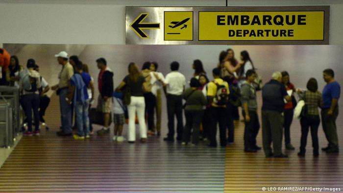 Venezuelans leave 21st-century socialism for US, Spain ...
