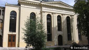 Synagoge zum weißen storch