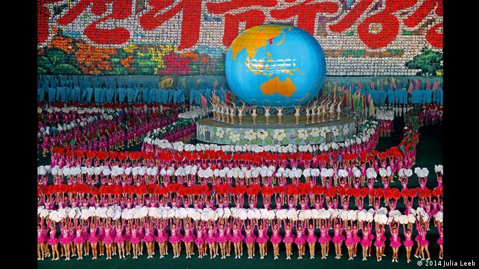 Bildmaterial zum Buch North Korea - Anonymous Country EINSCHRÄNKUNG (2014 Julia Leeb)