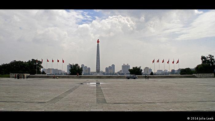 Bildmaterial zum Buch North Korea - Anonymous Country EINSCHRÄNKUNG