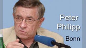 Fernschreiber Autorenfoto, Peter Philipp