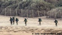 Israel Gaza Blockade Gazastreifen Grenzzaun Israel Soldaten