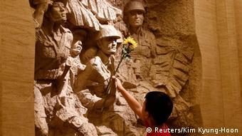 Verhältnis China Japan Skulptur