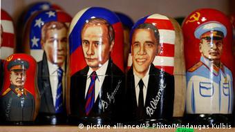 Symbolbild Kalter Krieg Stimmung Nato und Russland Ukraine Konflikt
