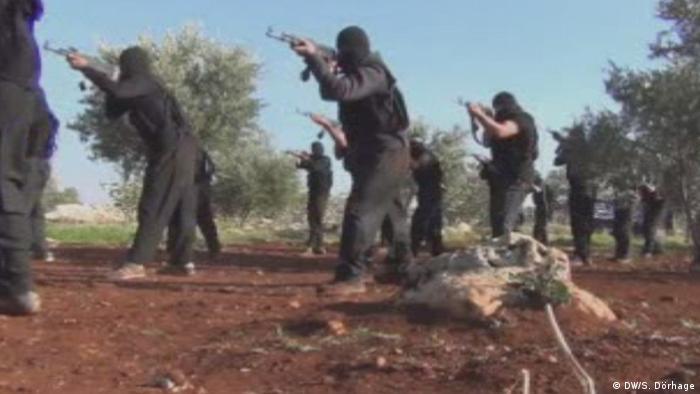 Dschihadistische Kämpfer