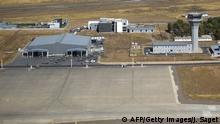 Irak Flughafen Erbil