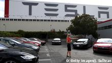 Tesla Motors Fremont (Getty Images/J. Sullivan)