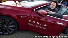 Ілон Маск - керманич Tesla Motors (AFP/Getty Images/J. Lampen)