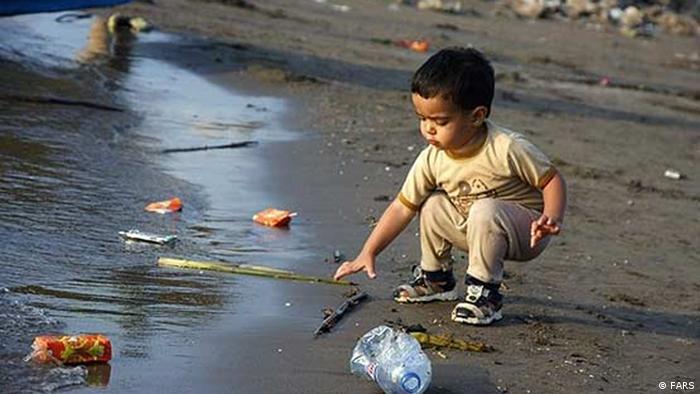 Iran Verschmutzung Kaspisches Meer