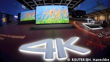 IFA 2014 4K TV