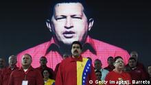 Symbolbild - Hugo Chavez