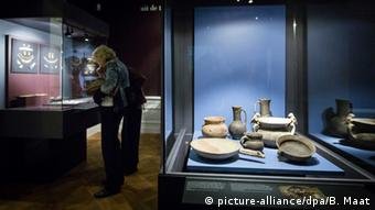 Amsterdam exhibition - Crimea - Gold and Mysteries of the Black Sea (picture-alliance/dpa/B. Maat)
