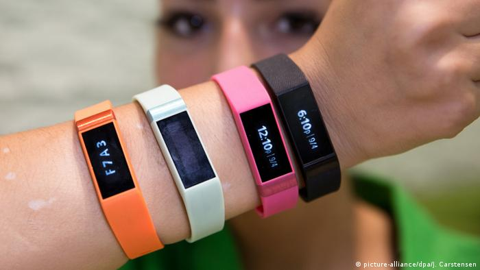 IFA 2014 Acer LifeBands