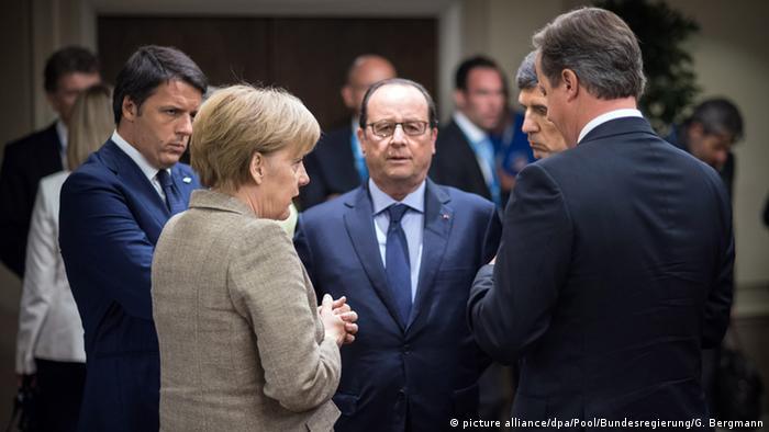 На саммите НАТО