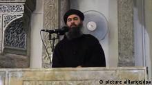 Abu Bakr Al Bagdadi Videostill 05.07.2014