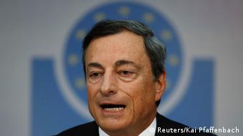 Mario Draghi ECB chief 04.09.2014