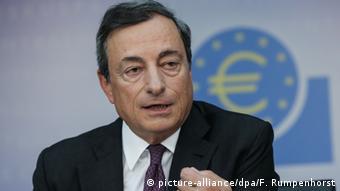 Μειώνεται η εμπιστοσύνη προς τον επικεφαλής της ΕΚΤ, Μάριο Ντράγκι