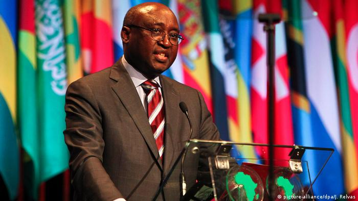 Donald Kaberuka, President of African Development Bank