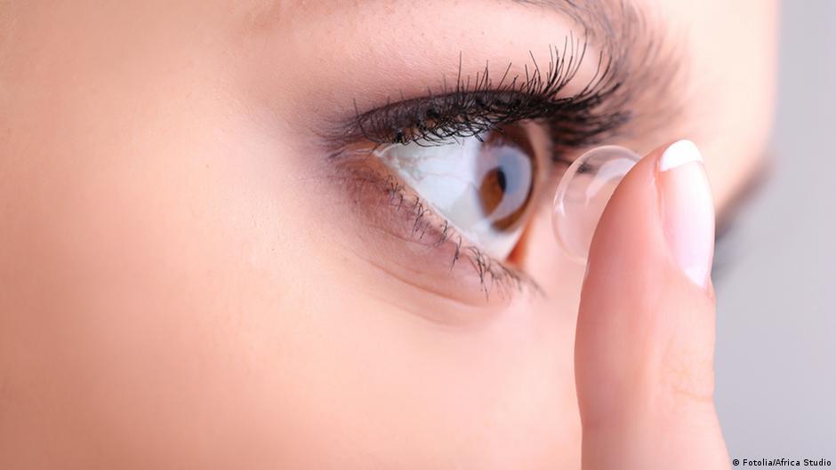 كيف تحافظ على عينيك من قصر البصر و فقدان النظر؟   DW   16.10.2014