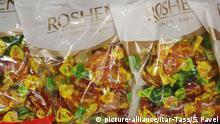 Einfuhrverbot für ukrainische Lebensmitel nach Russland - Ukrainische Bonbons