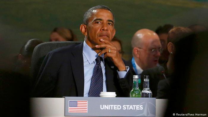 NATO Gipfel in Wales 05.09.2014