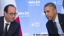 NATO Gipfel in Wales 05.09.2014