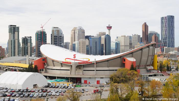 Calgary Skyline (Derek Leung/Getty Images)