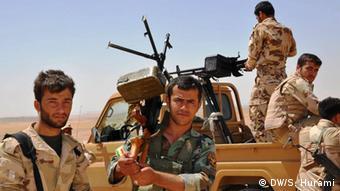 Kurdische Kräfte (Bildergalerie)