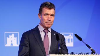 NATO-Gipfel in Newport (Anders Fogh Rasmussen)