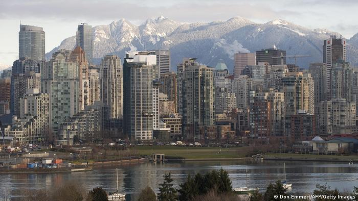 Vancouver (Don Emmert/AFP/Getty Images)