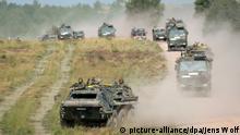 NATO bekommt Truppe für schnellen Einsatz