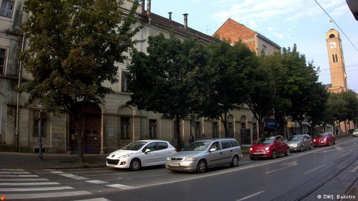 Vlaska Straße Zagreb Kroatien