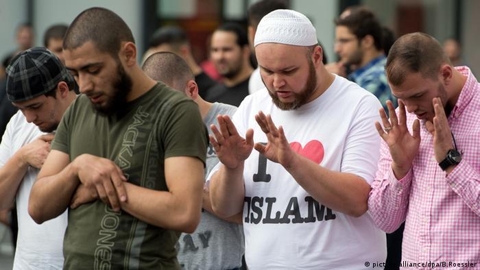 Салафисти във Франкфурт на Майн