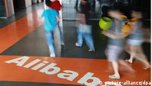 Alibaba Börsengang