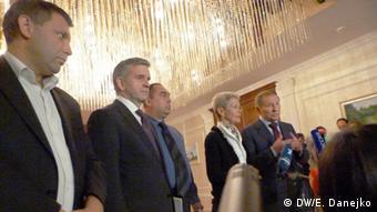 Predstavnici Ukrajine i proruskih pobunjenika su u Minsku dogovorili primirje